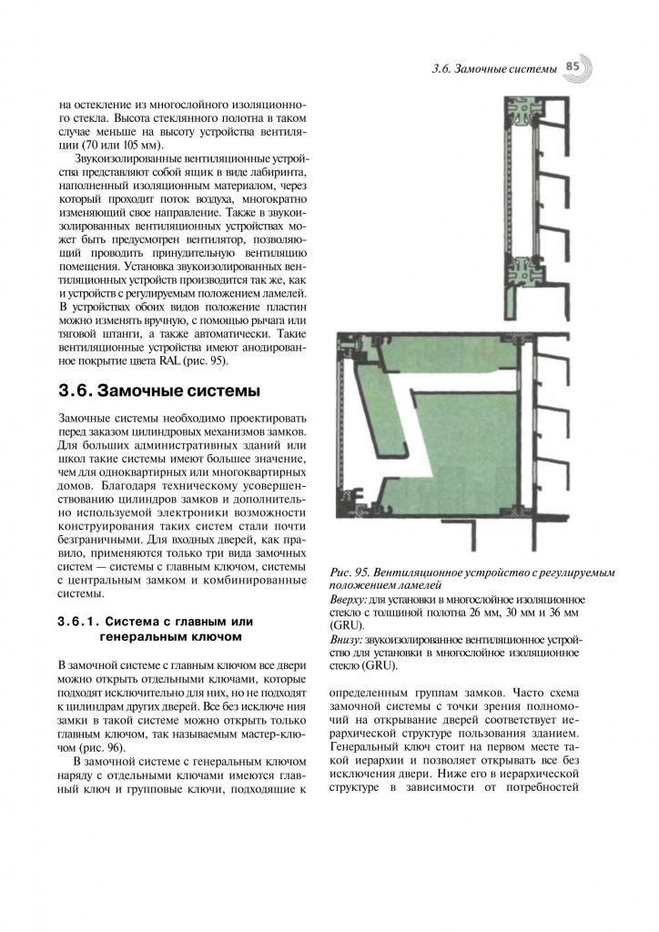 Справочник строителя. Деревянные двери. Пример страницы6