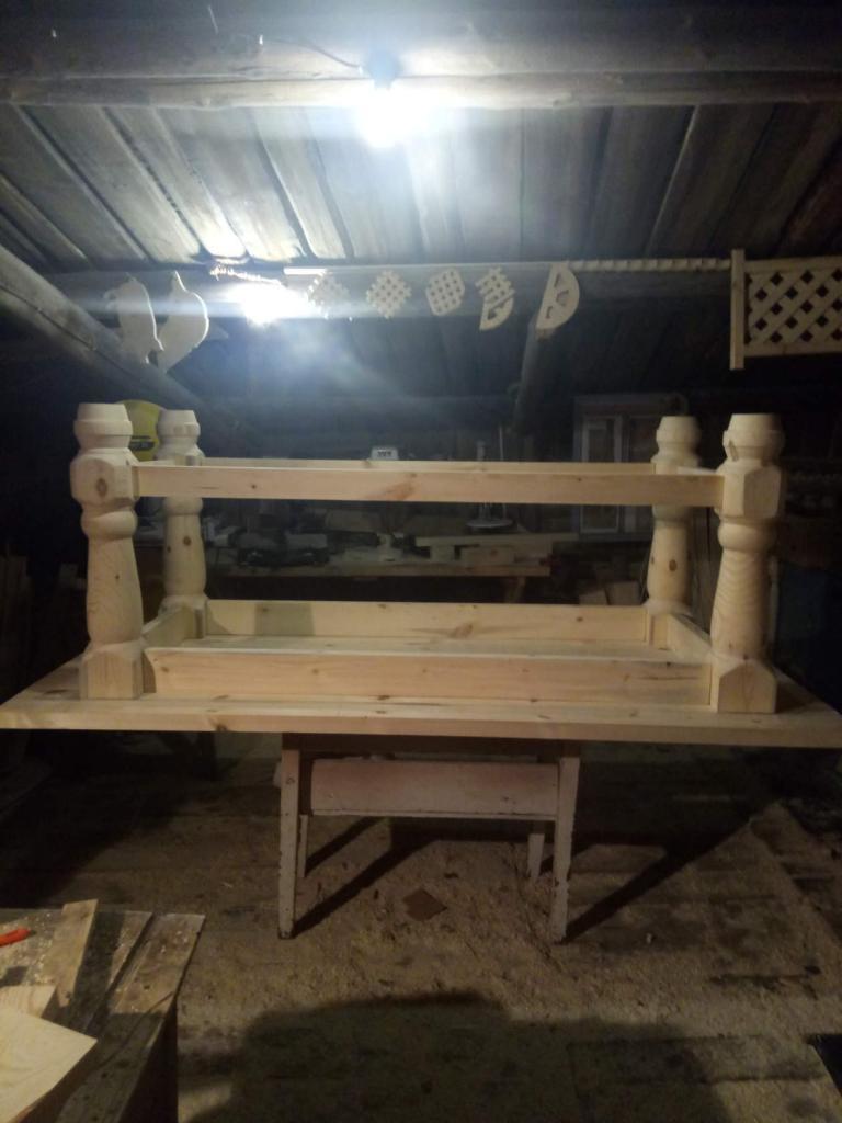 Брутальный стол (3)