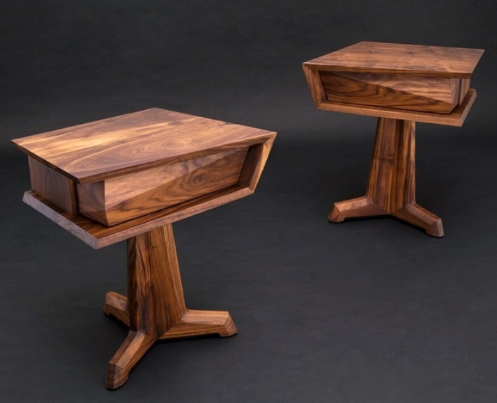 Геометрические столики