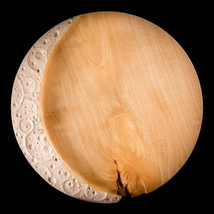 Лунный столик. Вид сверху