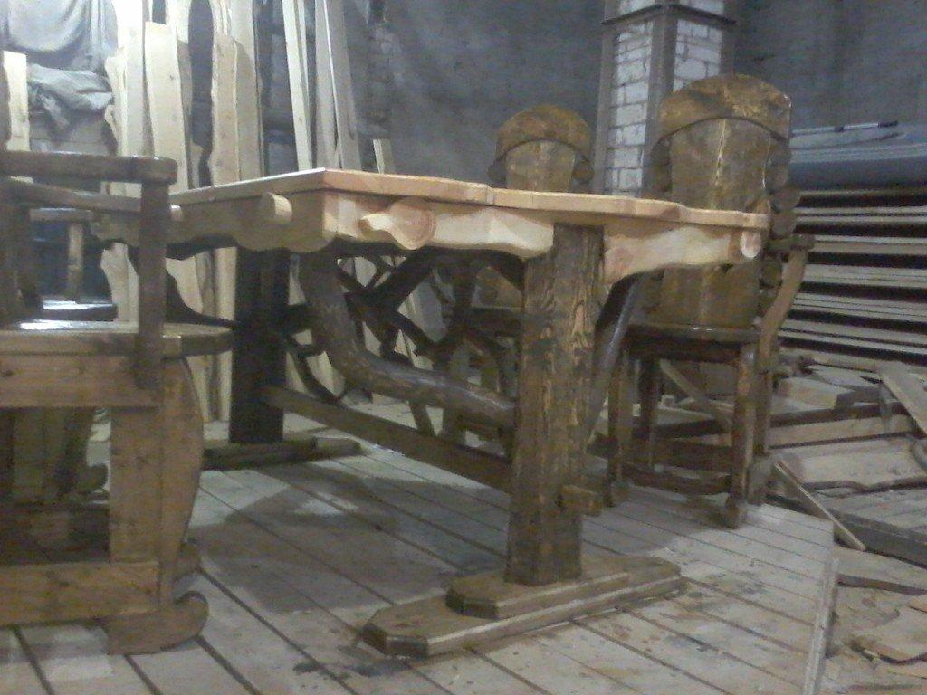 Гарнитур с креслами (4)