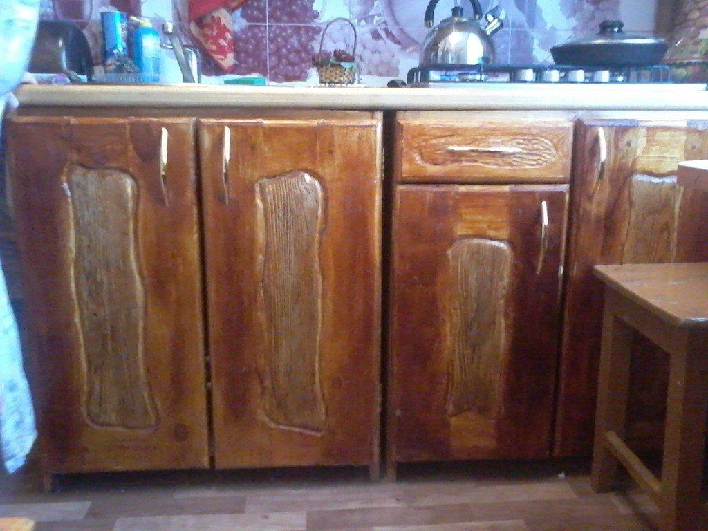 Кухонный гарнитур под старину (1)