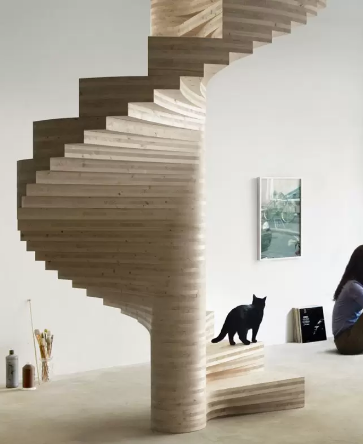 Винтовая лестница (1)
