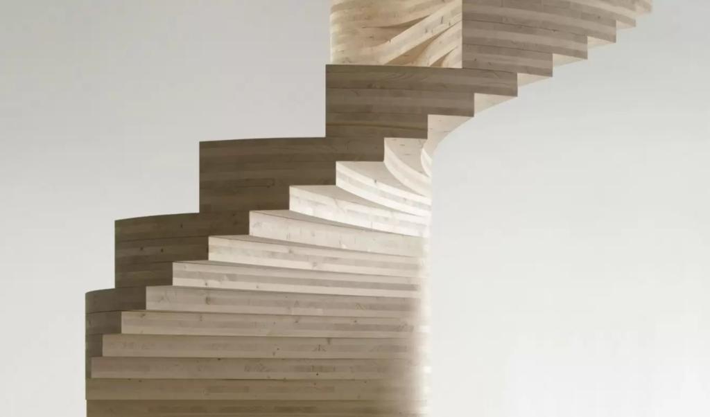 Винтовая лестница (2)