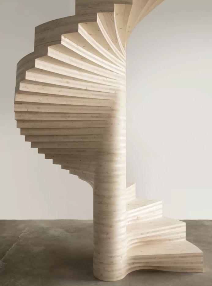Винтовая лестница (5)