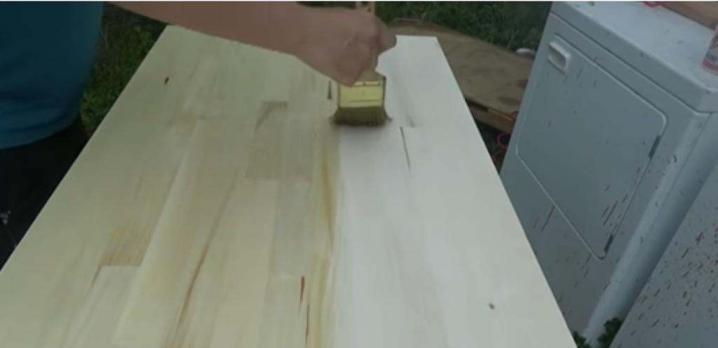 Покрытие поверхности кондиционером