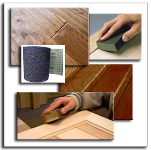 Ручная обработка изделий из древесины