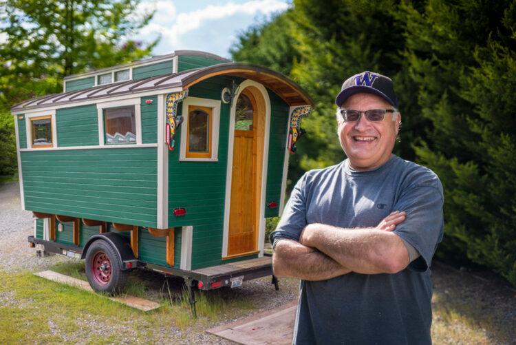 Цыганский фургон - Дом на колёсах