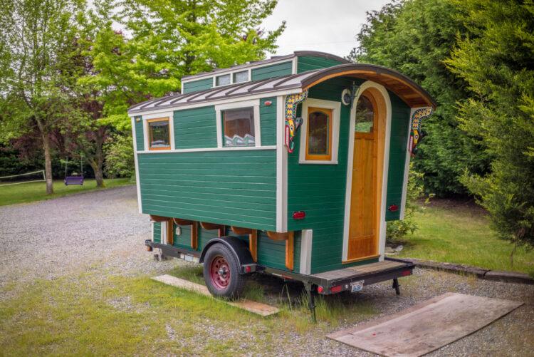 Дом на колёсах Цыганский фургон (1)