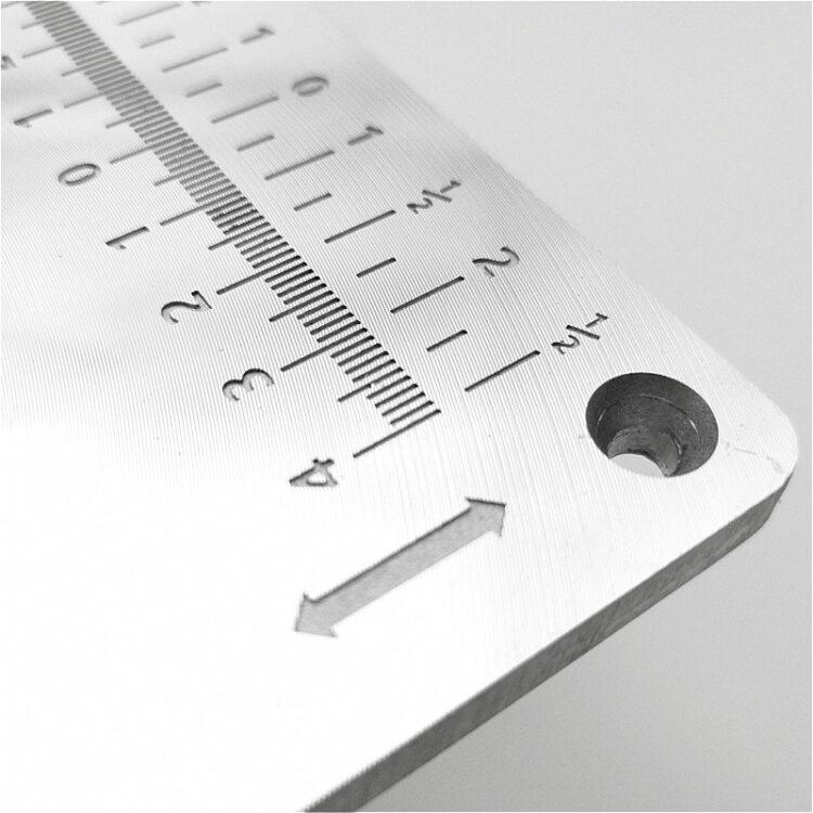Алюминиевая пластина для фрезера в стол (2)